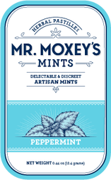 CBD from Mr. Moxey's Mints